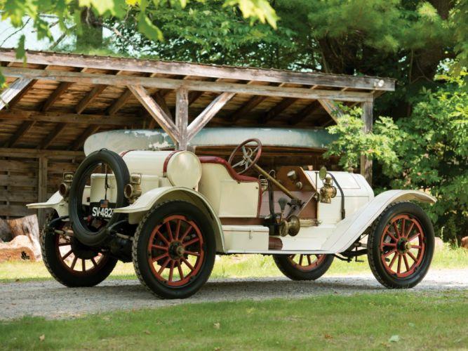 1911 EMF Model-30 Speedster retro vintage wallpaper