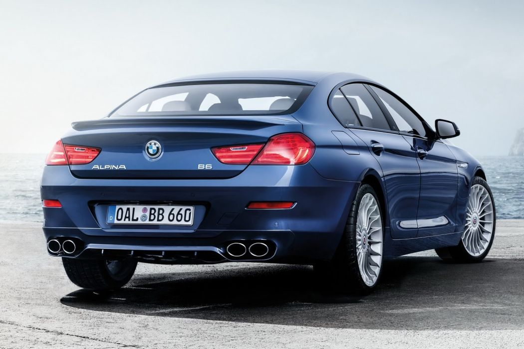 2015 cars Alpina B6 xDrive Gran CoupA wallpaper