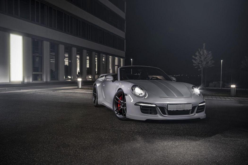 Cars Techart Porsche Targa wallpapers Desktop Phone Tablet
