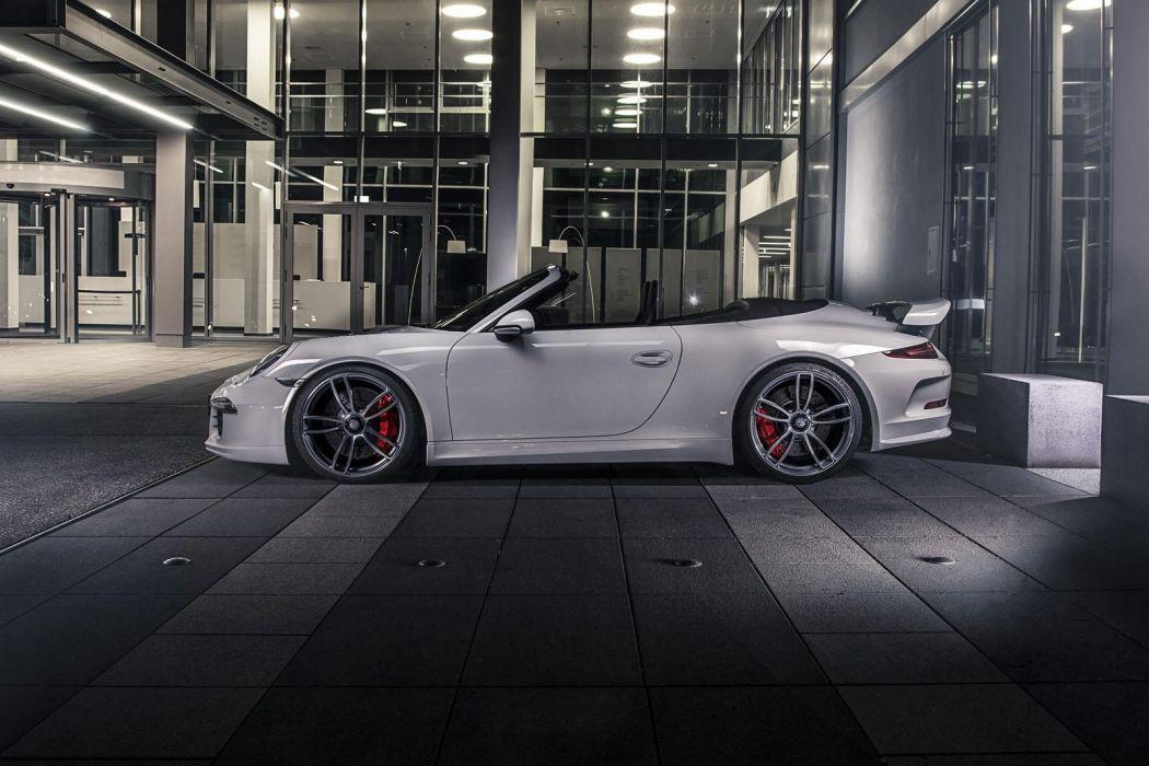 2015 Techart Porsche 911 Carrera Carrera-4 GTS cars coupe tuning wallpaper