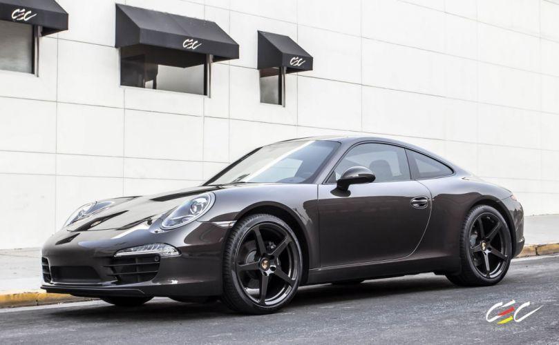 2015 cars CEC Tuning wheels porsche 911 Carrera wallpaper