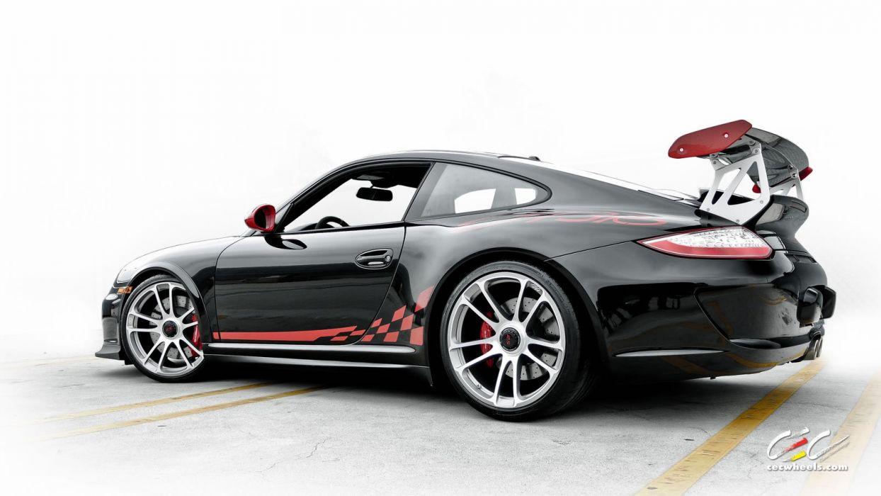2015 cars CEC Tuning wheels porsche 911 GT3 RS wallpaper