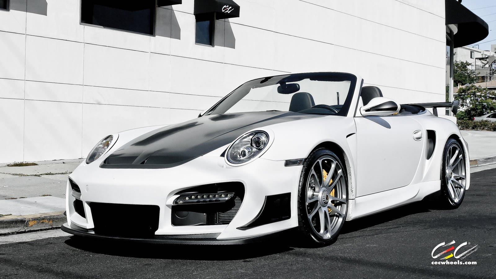 2015 cars cec tuning wheels porsche 911 turbo s cabriolet convertible wallpaper 1600x900. Black Bedroom Furniture Sets. Home Design Ideas