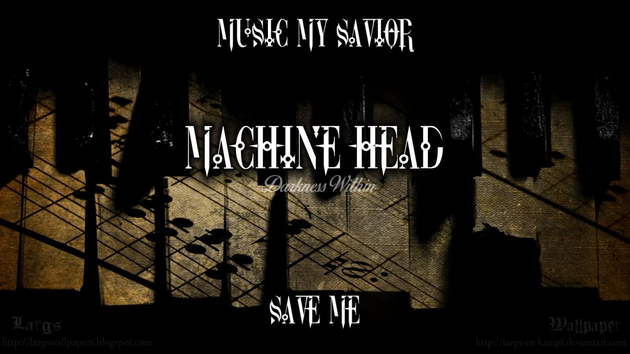 Machine Head - Darkness Within by LargsAle wallpaper