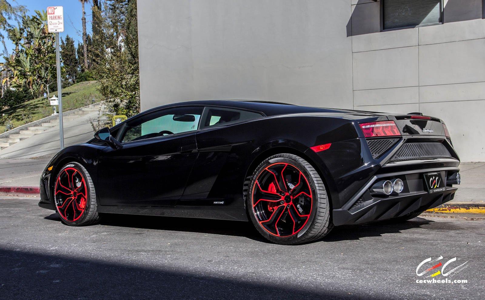 2015 cars CEC Tuning wheels supercars Lamborghini Gallardo ...