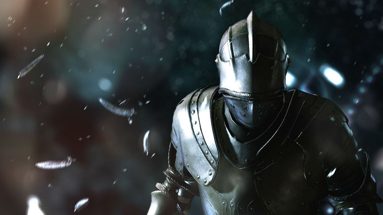 DEEP DOWN fantasy rpg dungeon crawler medieval fighting sci-fi 1ddown futuristic warrior wallpaper