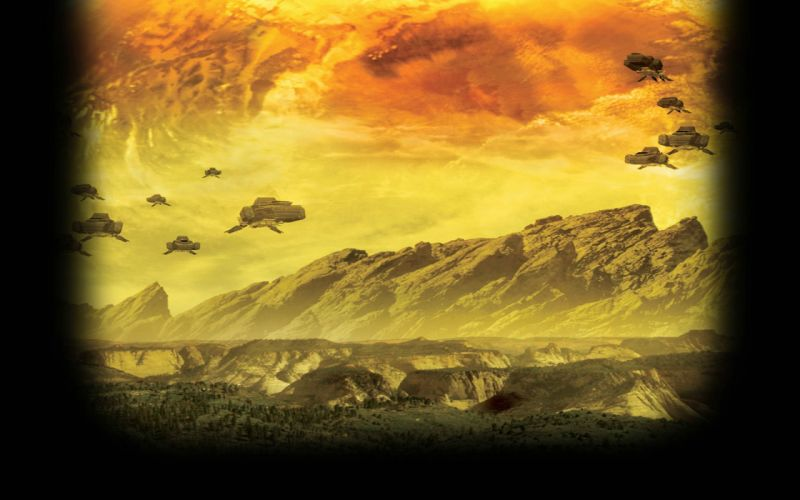 ADVENT RISING action adventure shooter sci-fi fighting futuristic 1arising spaceship wallpaper