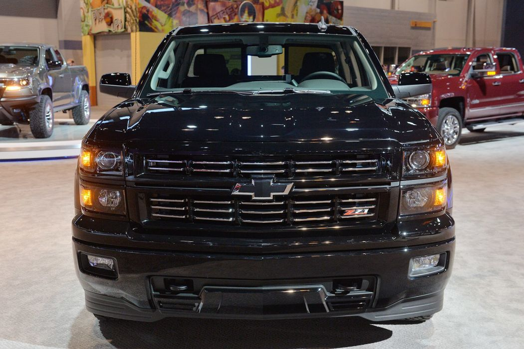 2015 Chevy Silverado Midnight Edition Cars Truck Wallpaper 1920x1280 620965 Wallpaperup