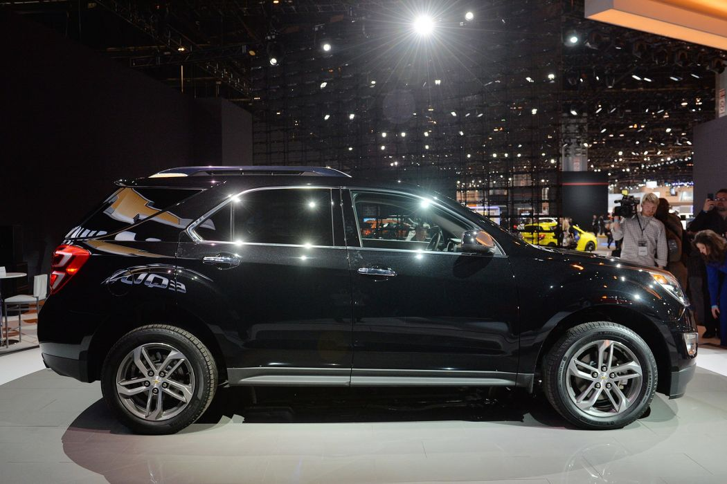 2015 Chevy Equinox cars suv wallpaper
