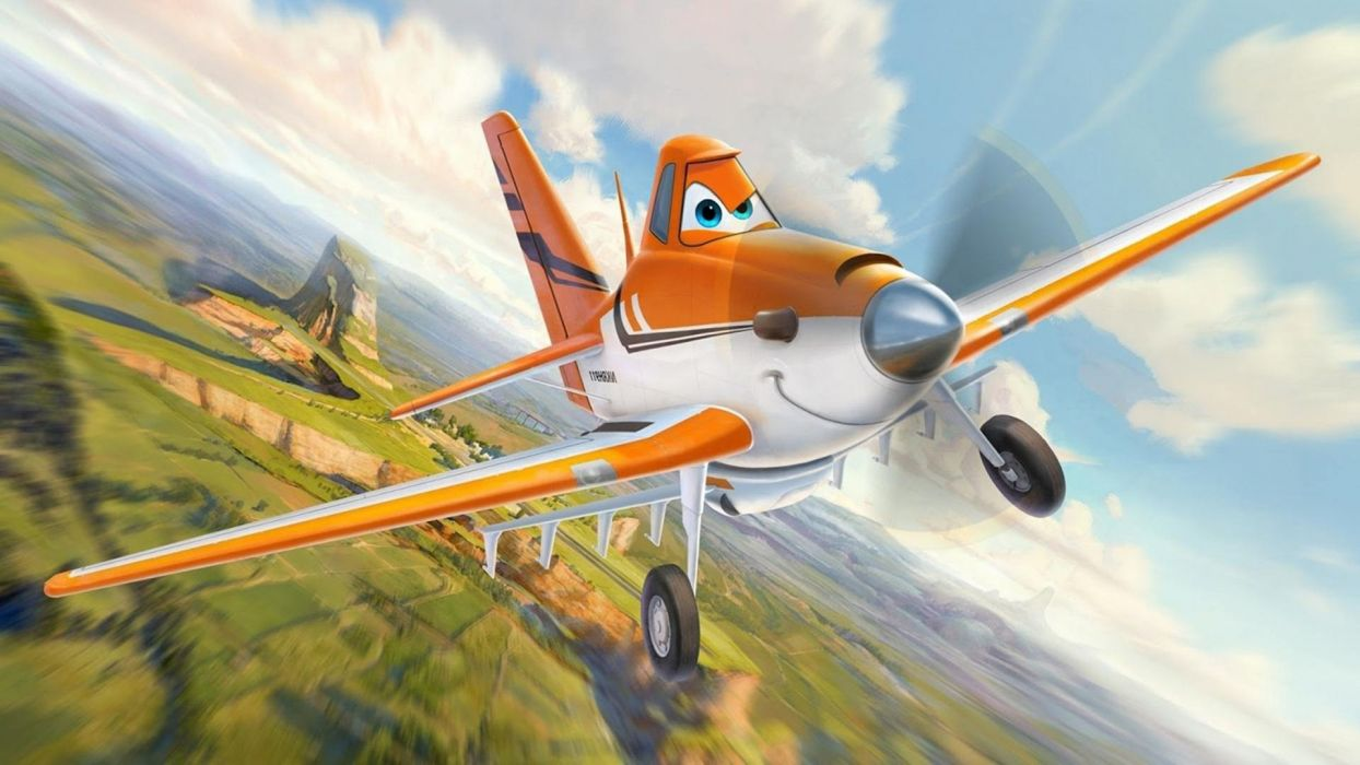 PLANES Fire Rescue animation aircraft airplane comedy family 1pfr disney emergency wallpaper