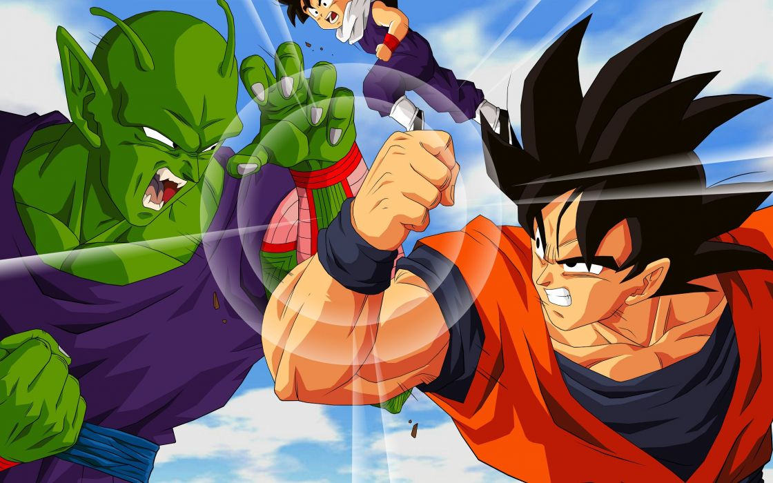 dragonball z anime wallpaper