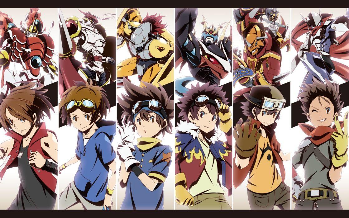 digimon anime wallpaper