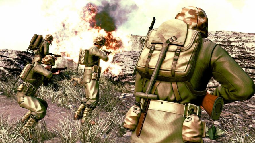 RED ORCHESTRA tactical shooter stealth action fighting military war 1ra wallpaper