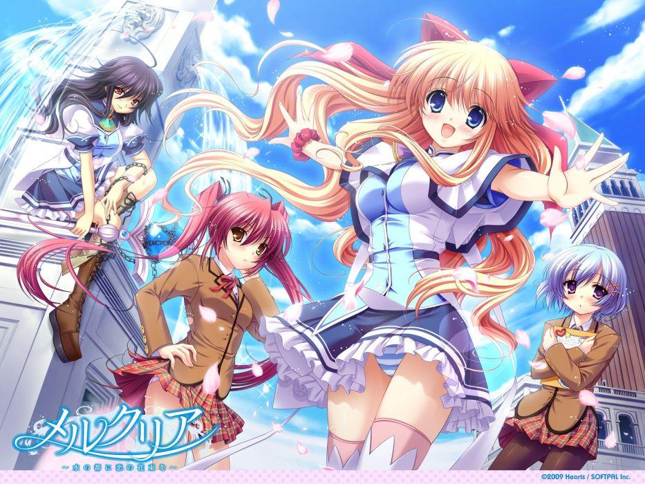 girl anime girls funny cute wallpaper