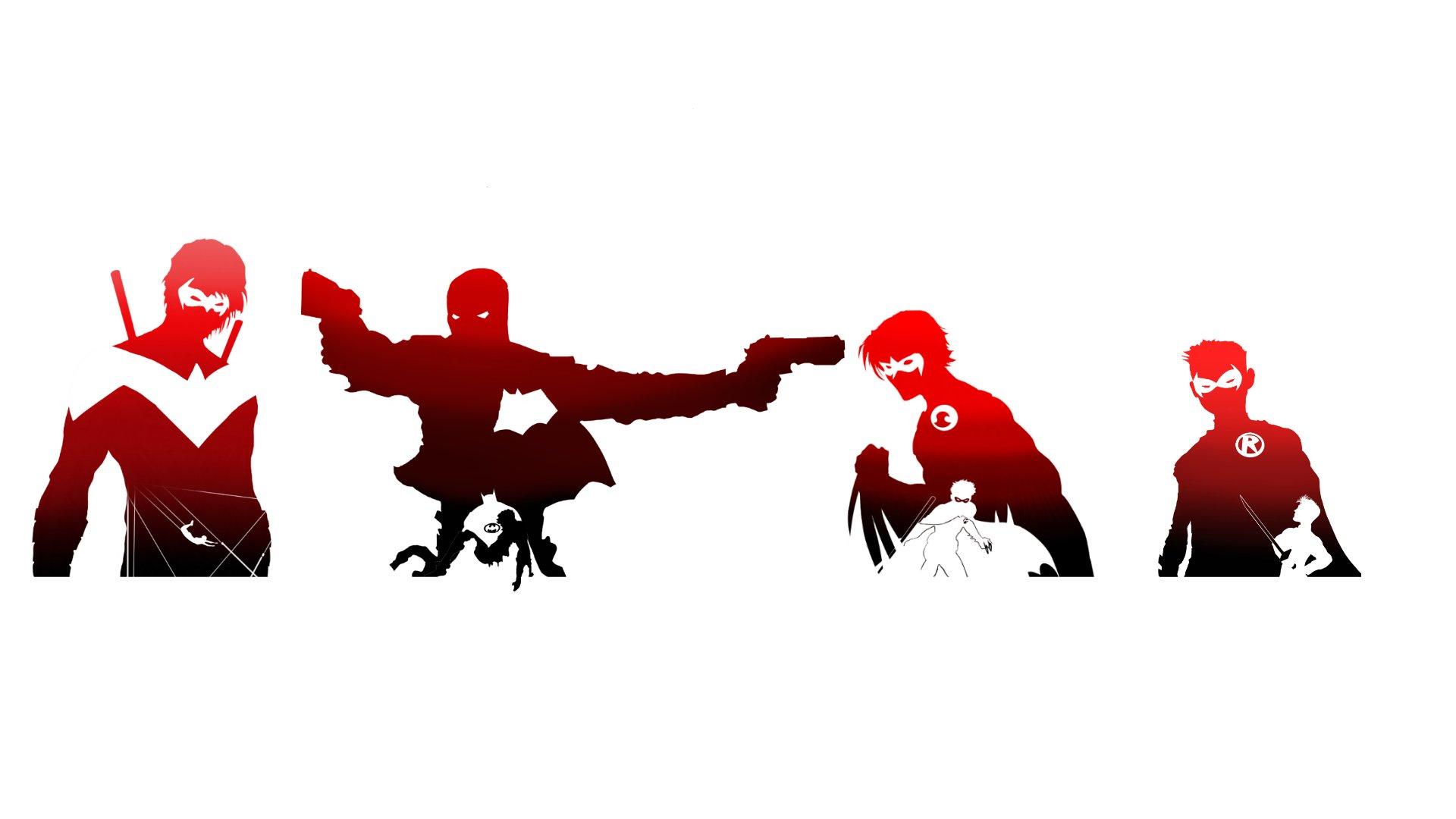 RED HOOD OUTLAWS dc-comics d-c comics superhero heroes ...