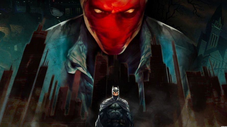 RED HOOD OUTLAWS dc-comics d-c comics superhero heroes hero 1rho batman wallpaper