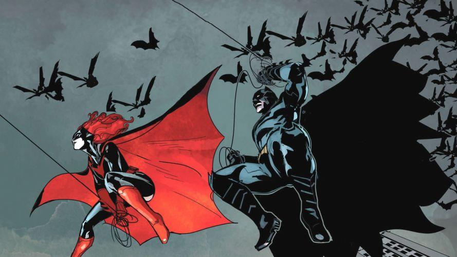 BATWOMAN dc-comics d-c superhero heroes hero Female Furies 1bw batman wallpaper