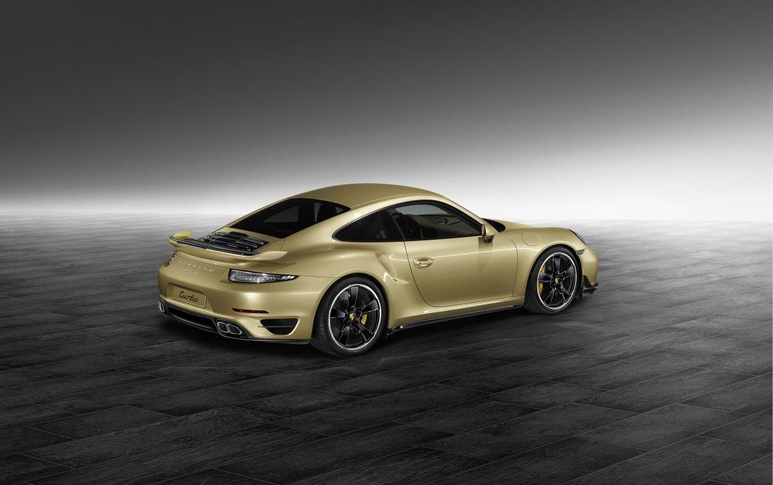 2015 Porsche 911 Turbo Coupe Aerokit 991 wallpaper