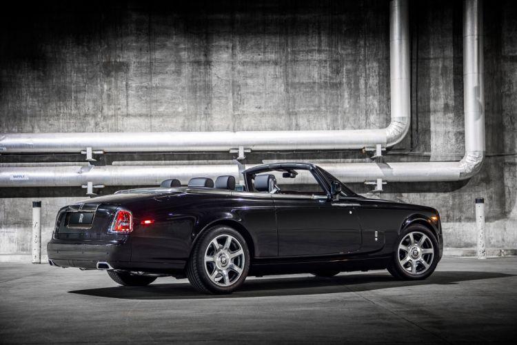 2015 Rolls Royce Phantom Drophead Coupe Nighthawk luxury tuning wallpaper