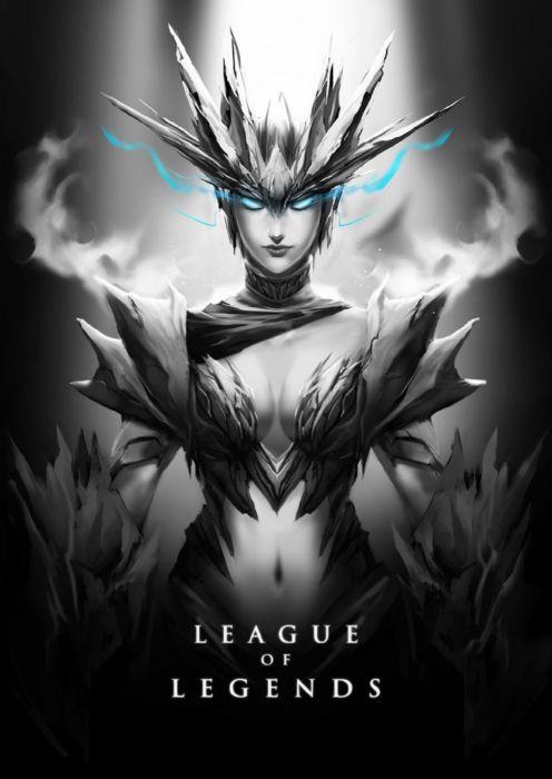 League of Legends Poster Shyvana wallpaper