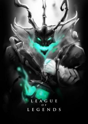 League of Legends Poster Tresh wallpaper