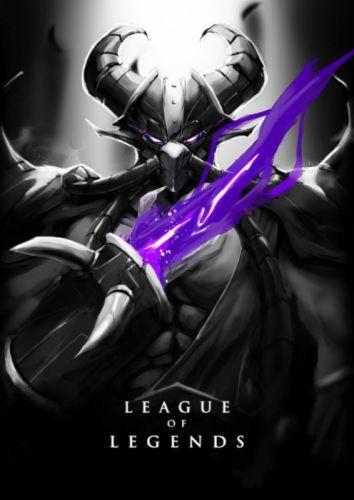 League of Legends Poster Kassadin wallpaper