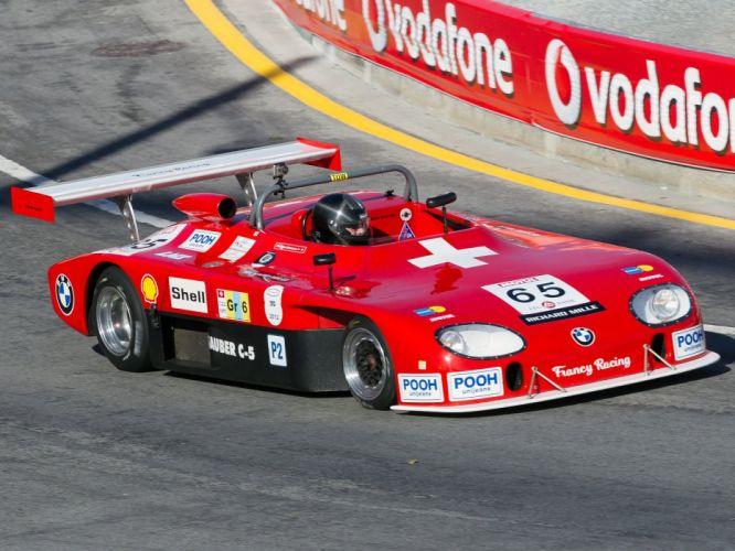 1977 Sauber C-5 rally lemans le-mans race racing wallpaper