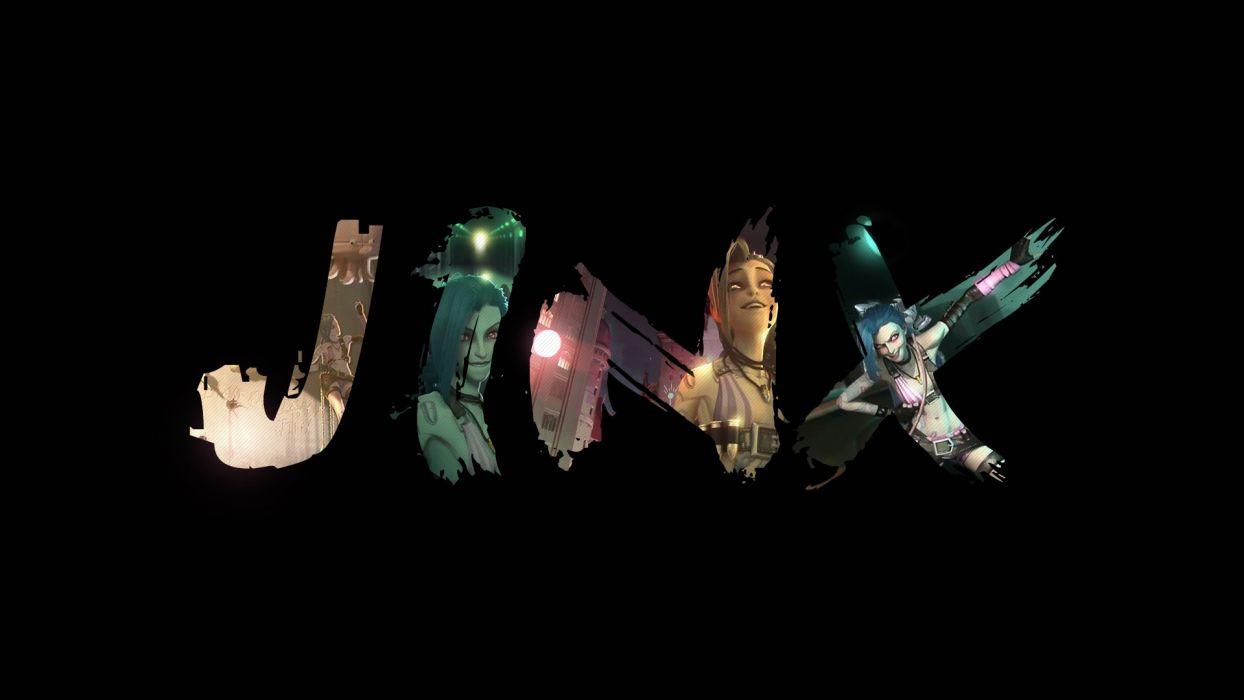 League of Legends Jinx wallpaper