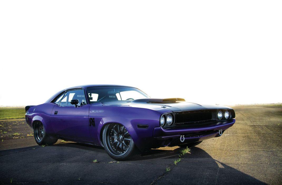 1970 Dodge Challenger Hot Street Muscle USA 2040x1360 (6) wallpaper