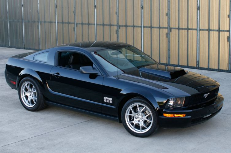 2005 Ford Mustang Boss 525 Muscle USA 2048x1340 (2) wallpaper