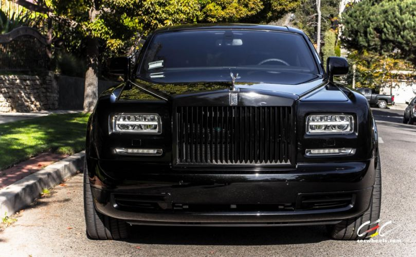 2015 cars CEC Tuning wheels Rolls Royce Phantom wallpaper