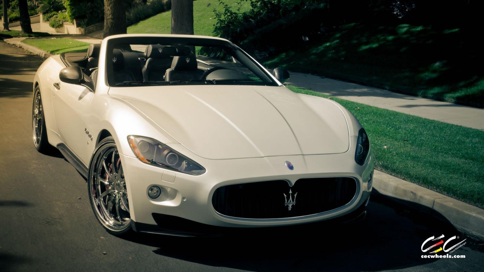 Maserati Convertible Html Autos Post