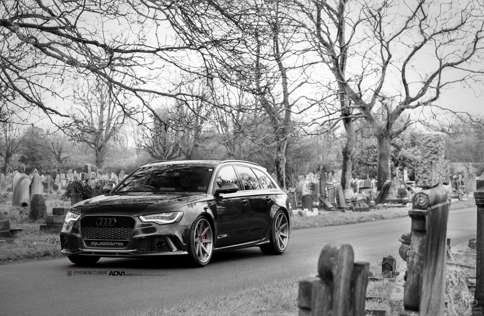 2015 Cars Adv1 Wagon Tuning Wheels Audi Rs6 Avant
