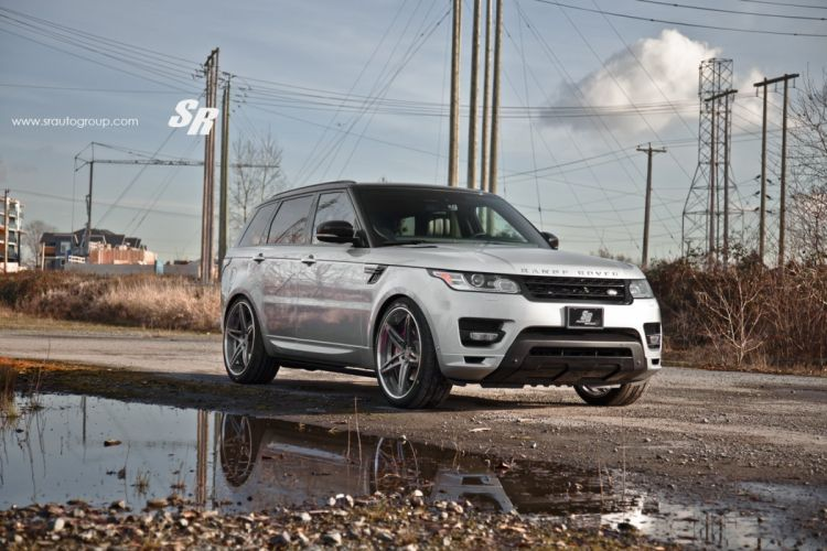 2015 cars Range Rover sport suv wallpaper