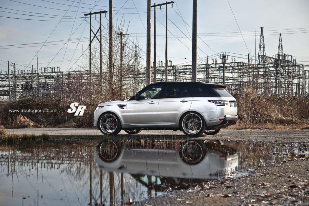 2015 cars Range Rover sport suv wallpaper