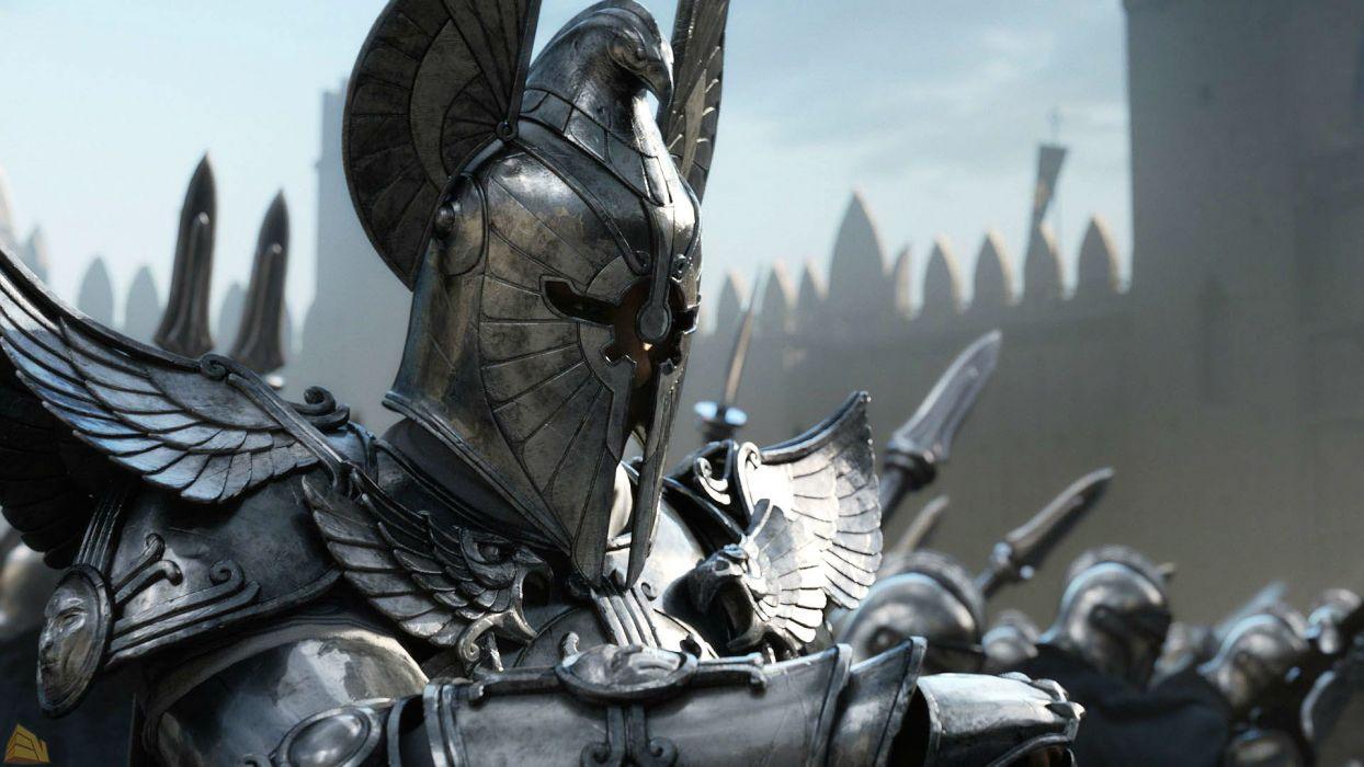 Warrior Fantasy Art Armor Angel Magic Wallpapers Hd: HEROES MIGHT MAGIC Strategy Fantasy Fighting Adventure