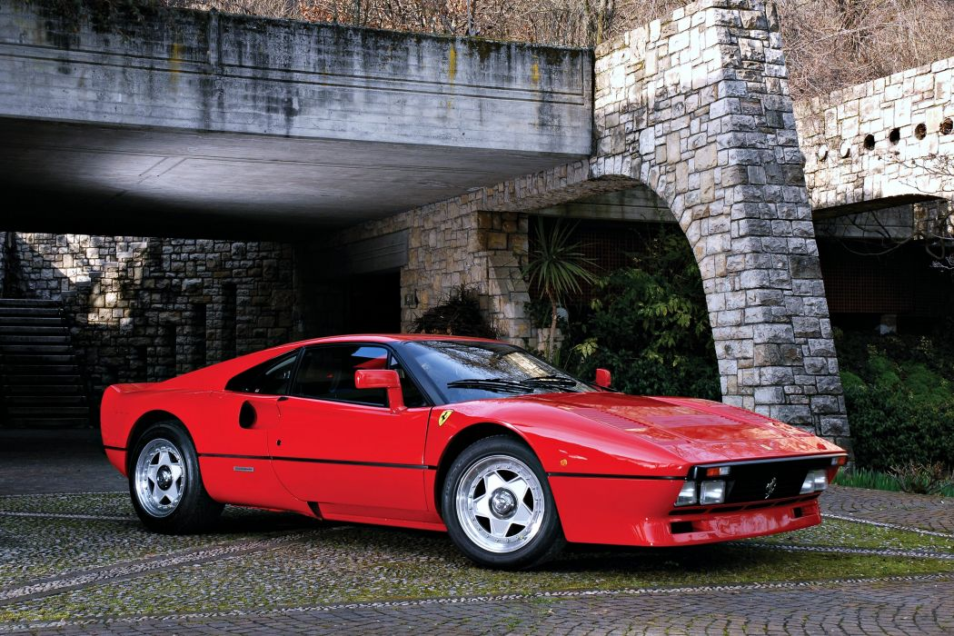 Ferrari 288 gto wallpaper