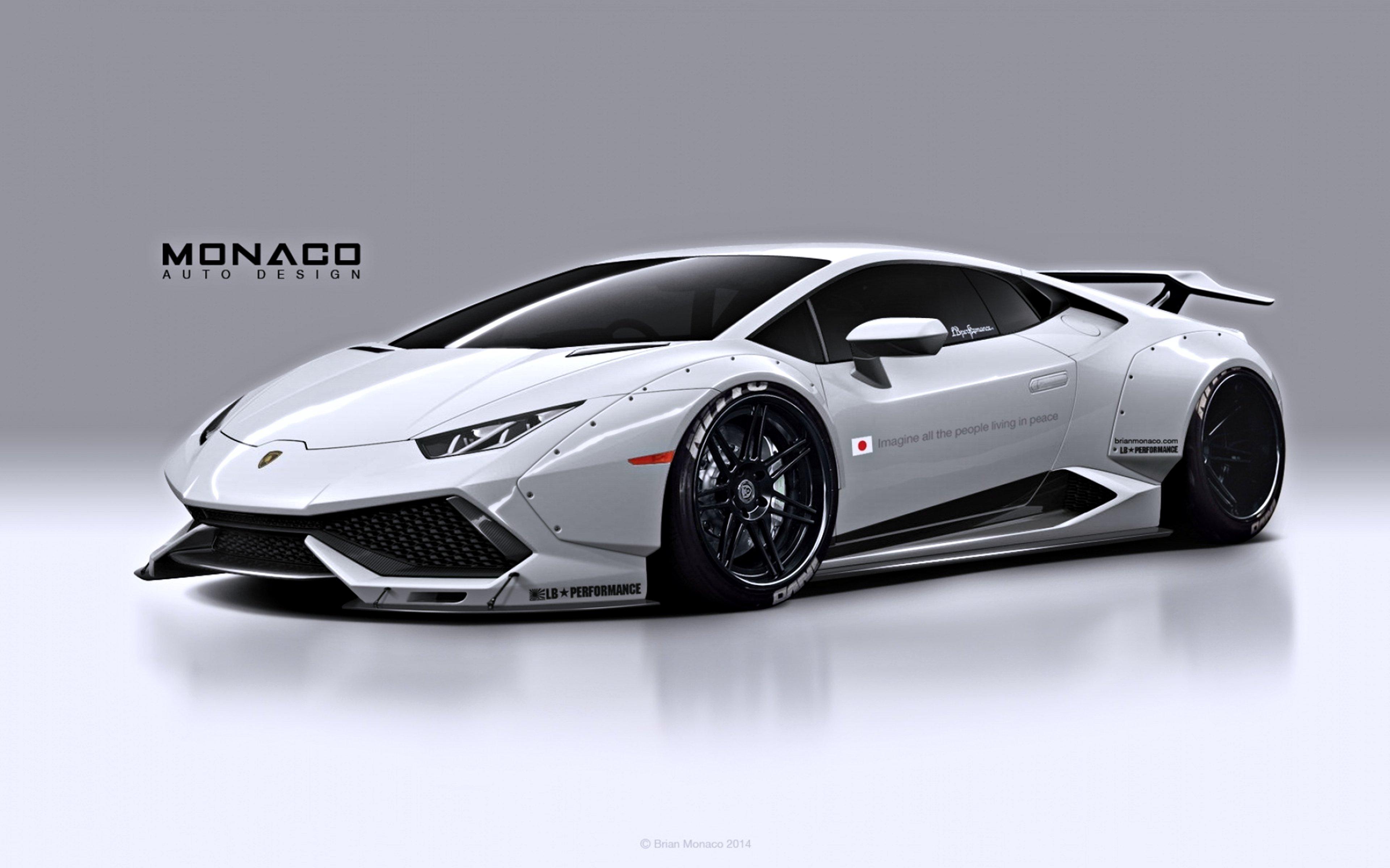 lamborghini huracan lp610 4 lb performance white speed motors force race cars wallpaper 3840x2400 622537 wallpaperup