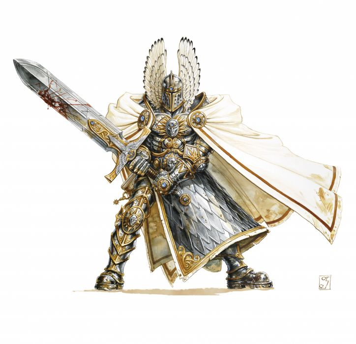 HEROES MIGHT MAGIC strategy fantasy fighting adventure action online 1hmm knight warrior armor sword wallpaper