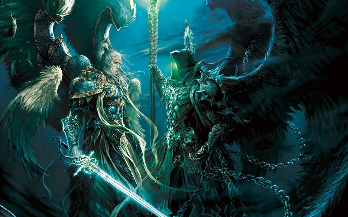 HEROES MIGHT MAGIC strategy fantasy fighting adventure action online 1hmm warrior sword reaper wallpaper