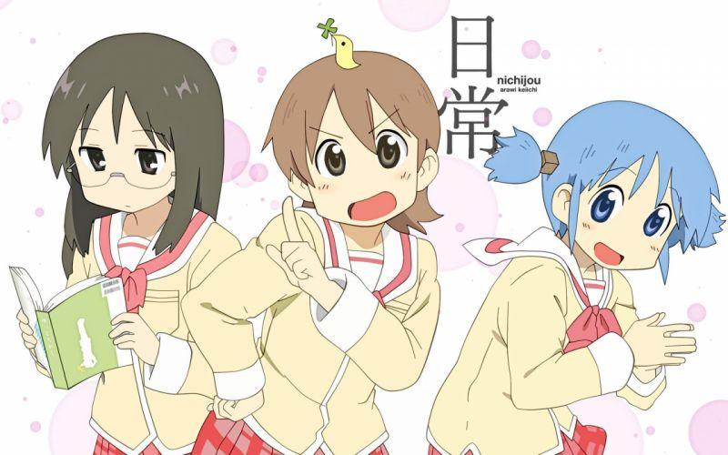 anime girl funny animated cute sweet wallpaper
