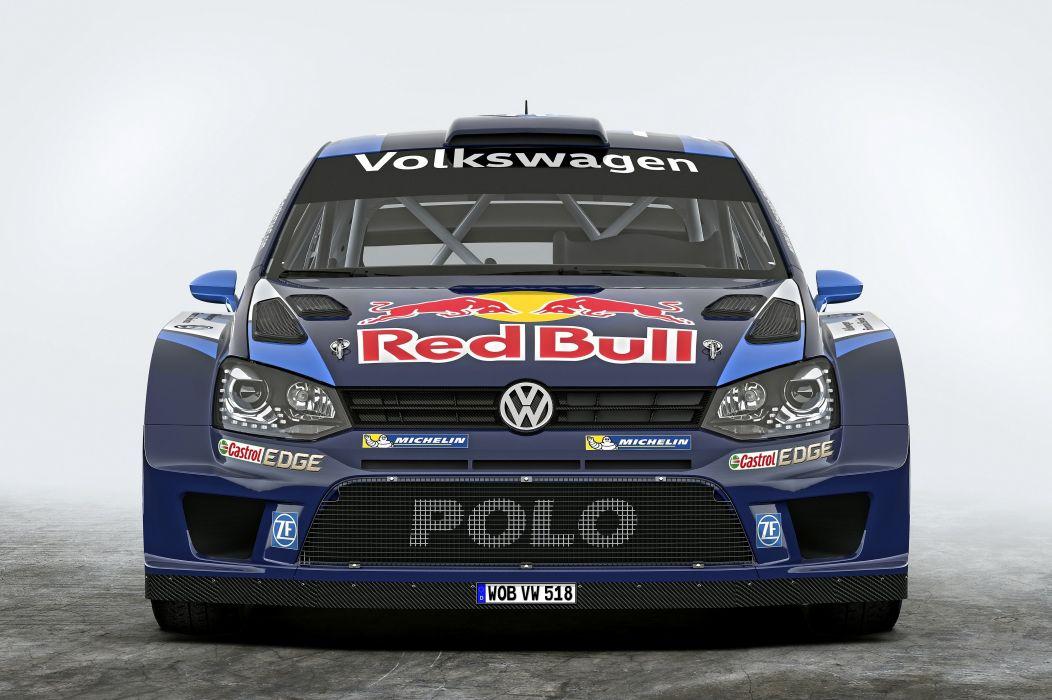 2015 Volkswagen Polo R WRC Typ-6R race racing wallpaper
