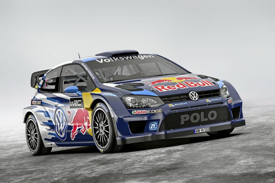 2015 Volkswagen Polo R WRC Typ-6R race racing wallpaper