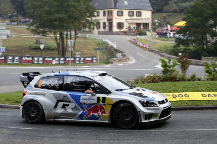 2013 Volkswagen Polo R WRC Typ -R race racing wallpaper