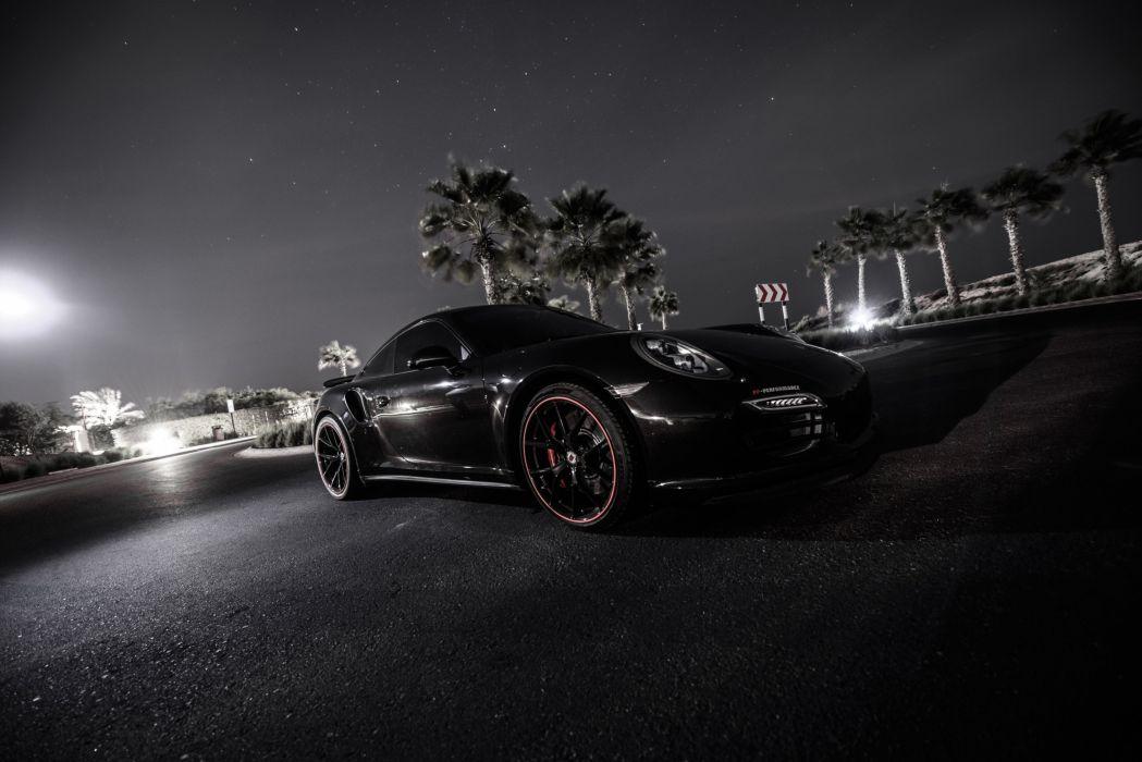 2015 PP-Performance Porsche 911 Turbo 991 tuning supercar wallpaper