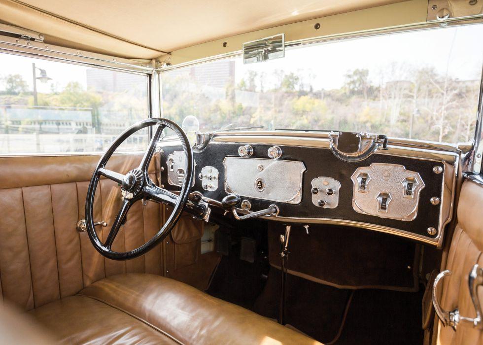 1929-32 Cord L-29 Phaeton Sedan luxury retro vintage limosuine wallpaper