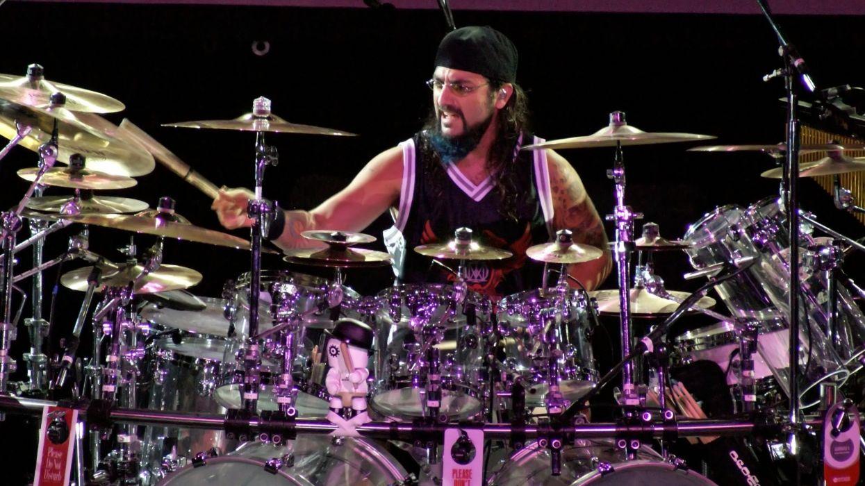 Mike Portnoy Dream Theater Mirage Monster wallpaper