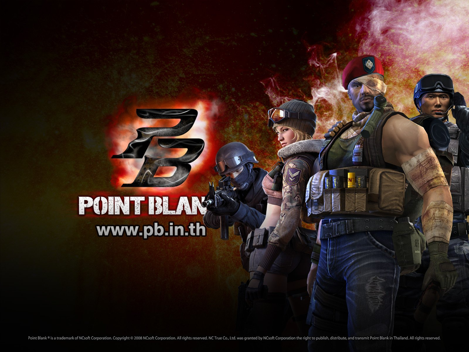 Point Blank Online Shooter Action Fighting Stealth Tactical