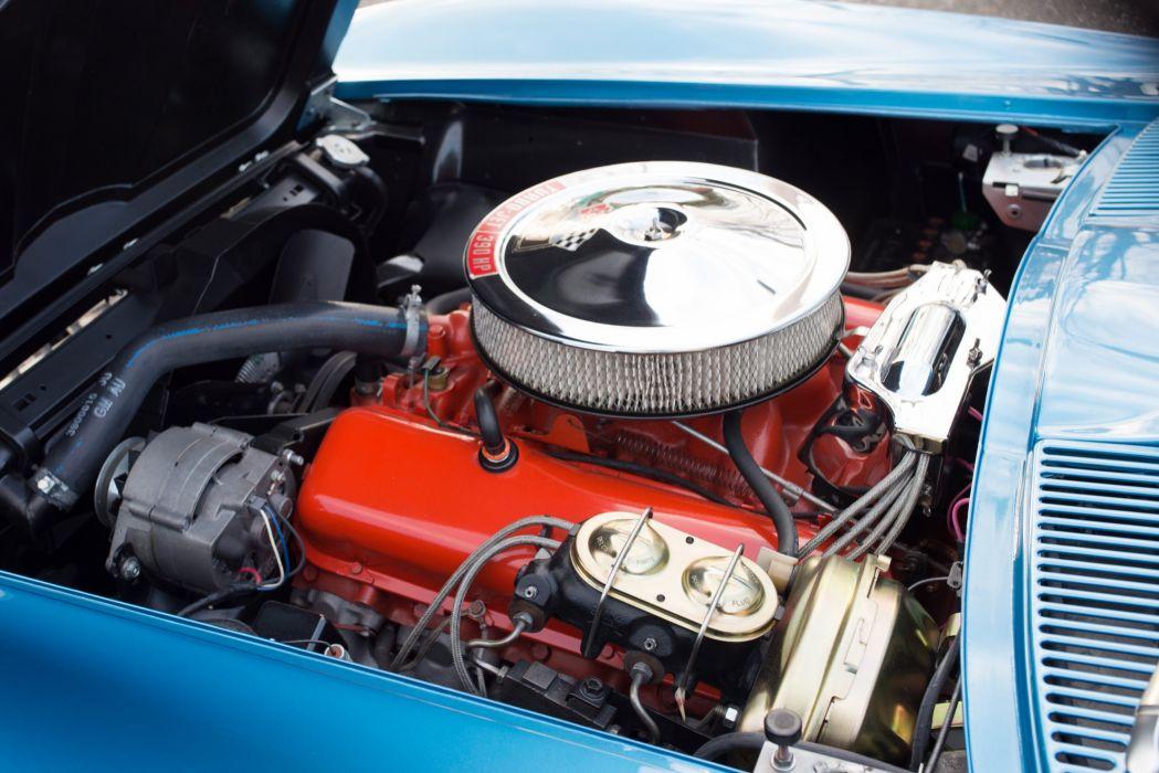 1967 Chevrolet Corvette StingRay L36 427 390HP Convertible supercar muscle classic sting ray wallpaper
