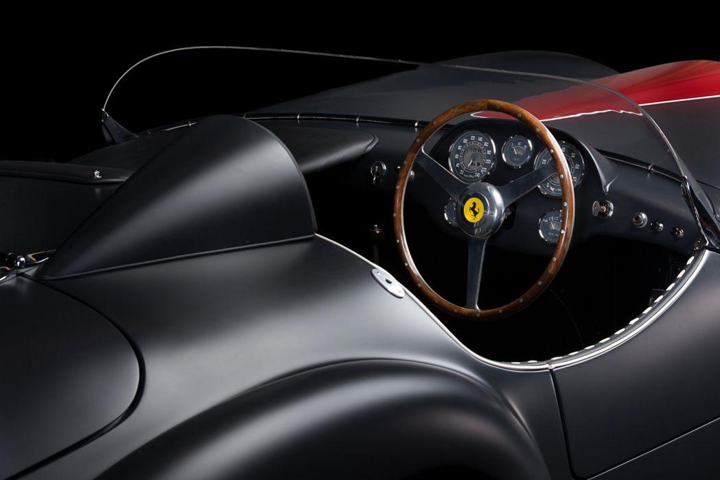 1953 Ferrari 166 MM53 Oblin Spyder race racing supercar retro wallpaper